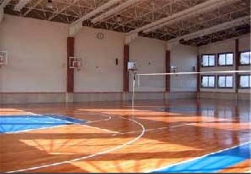 سالن ورزشی بانوان