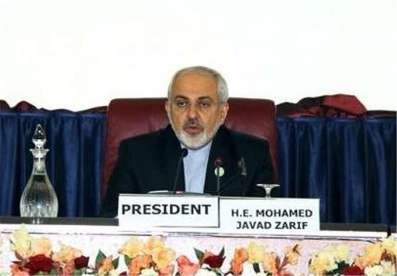 ظریف :لن نتفاوض بشان منجزات ایران العلمیة والبحثیة الکبری