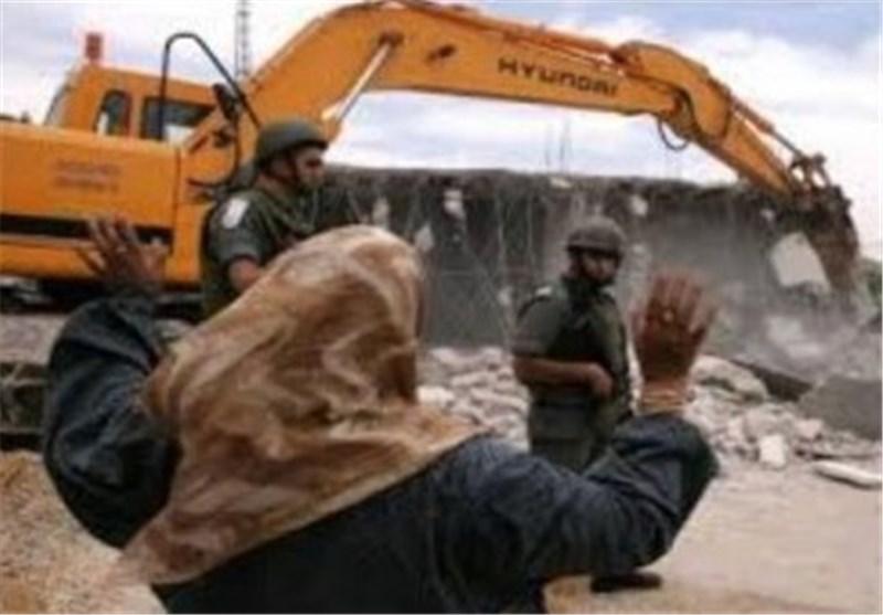 جرافات صهیونیة تهدم قریة العراقیب فی صحراء النقب للمرة الـ69