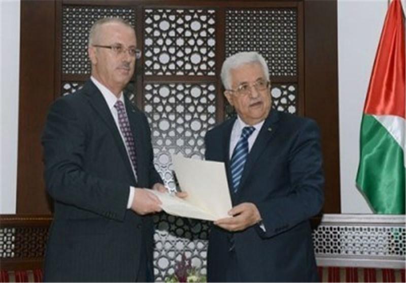 محمود عباس یکلف الحمد الله رسمیاً بتشکیل حکومة التوافق الوطنی الفلسطینیة