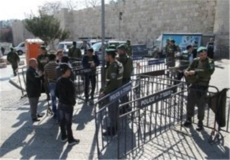 الاحتلال الصهیونی یفرض قیوداً على المصلین فی الأقصى