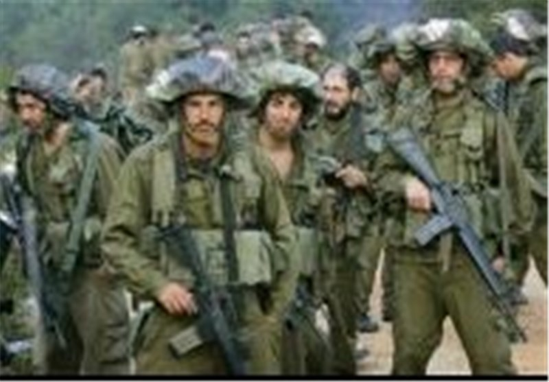 هآرتس: ارتفاع قیاسی فی سرقة الجنود الصهاینة للسلاح