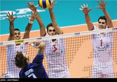 Italy Beats Iran 3-0 in Volleyball World League