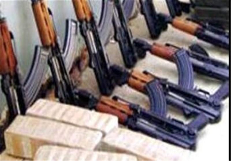 الجیش السوری یعثر على أسلحة من مخلفات الإرهابیین فی ریف القنیطرة