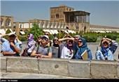 500 هزار گردشگر خارجی از بناهای تاریخی اصفهان بازدید کردند