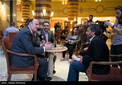 مصاحبه اختصاصی تسنیم با حسان النوری نامزد انتخابات ریاست جمهوری سوریه