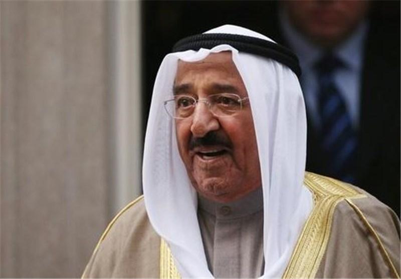 أمیر الکویت یحذر من تنامی ظاهرة الإرهاب