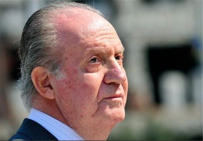 پادشاه سابق اسپانیا کشورش را ترک میکند