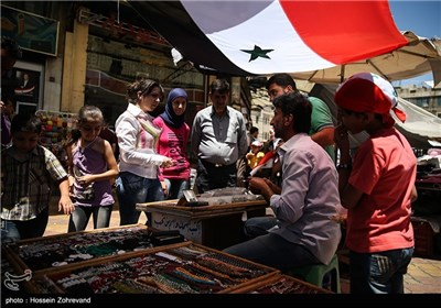 زندگی روزمره در سوریه