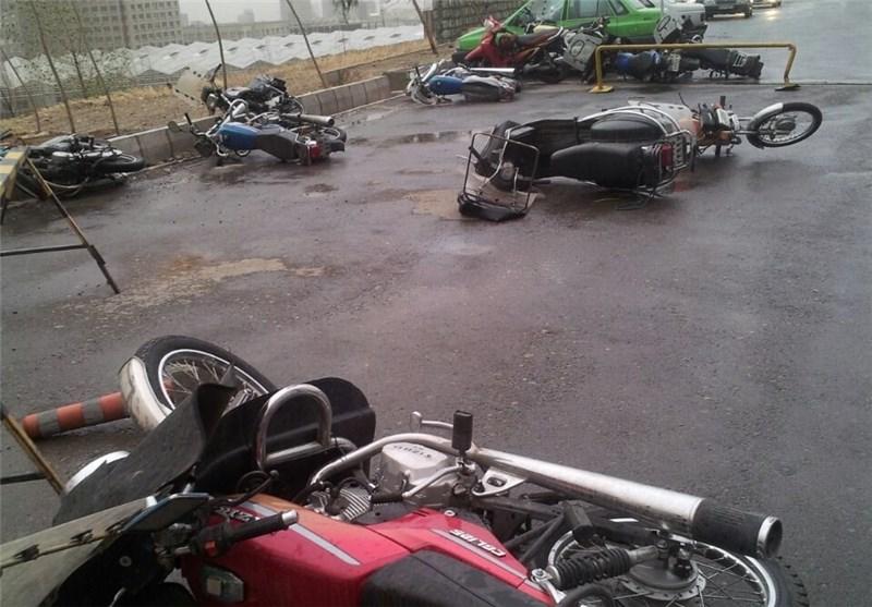 70 درصد تصادفات موتورسواران چهارمحال و بختیاری منجر به فوت میشود