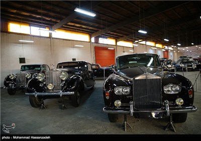 Museum of Vintage, Classic Cars in Tehran