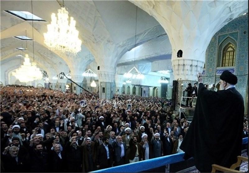 مشهدمقدس چشم انتظار قدوم یار جانان؛ بهار زودتر از موعد به پایتخت معنوی ایران آمد