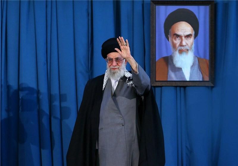 امام خامنهای: قبل از انقلاب ۲۰۰ سال قدرتهای سلطهگر بر کشور مسلط بودند/ هیچ کشوری به استقلال ملت ایران نمیرسد