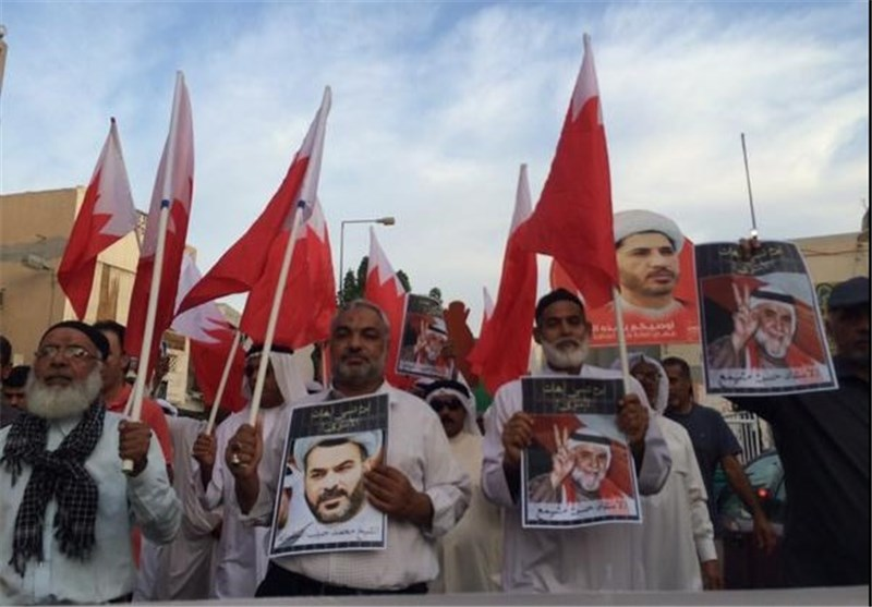 Bahrainis Keep Holding Rallies ahead of Opposition Leader's 3rd Trial