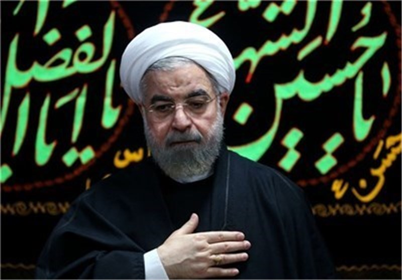 Iran's Rouhani Receives Condolences from Int'l Figures upon Mother's Death