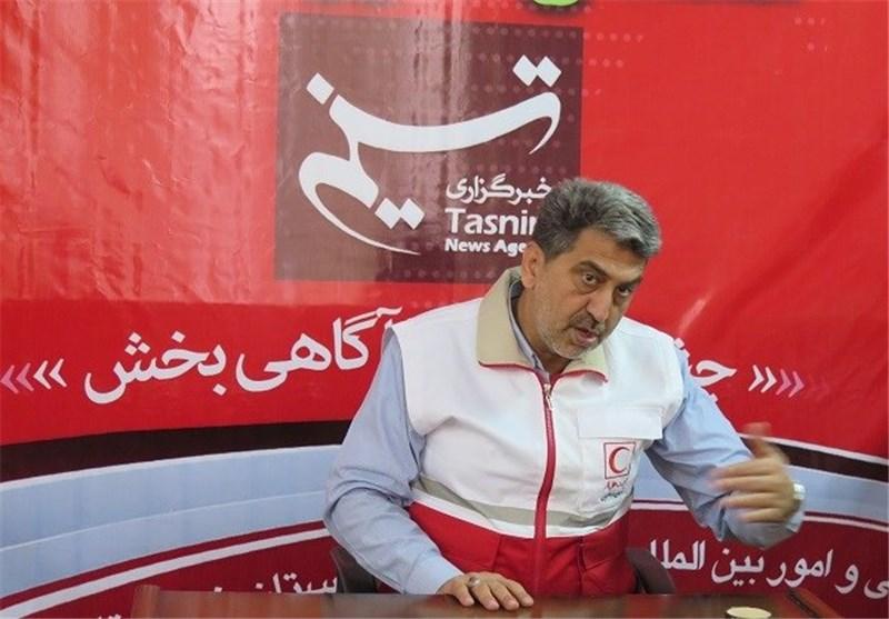 خدادادی هلال احمر خوزستان