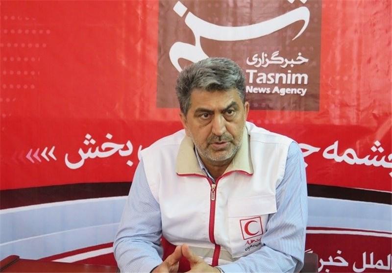 بهرهمندی 15هزار و 753 زائر از خدمات هلال احمر خوزستان
