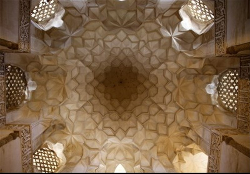 Natanz Jame Mosque in Iran's Isfahan