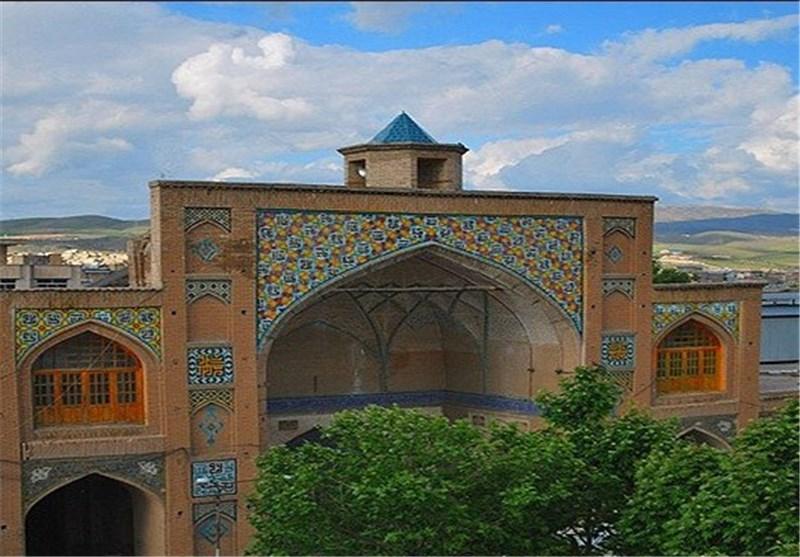 مسجد امام بروجرد4