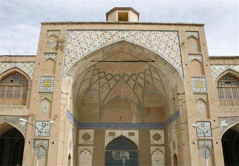 مسجد امام بروجرد8