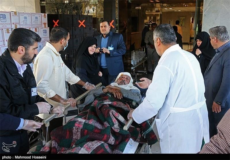 Iranian MPs Visit Yemenis Injured in Sana'a Terrorist Attack