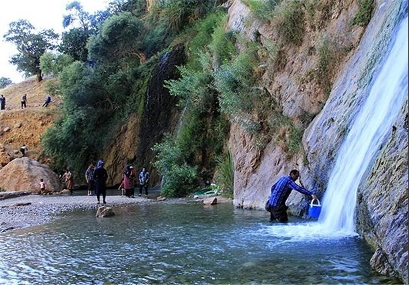 آبشار نوژیان لرستان3