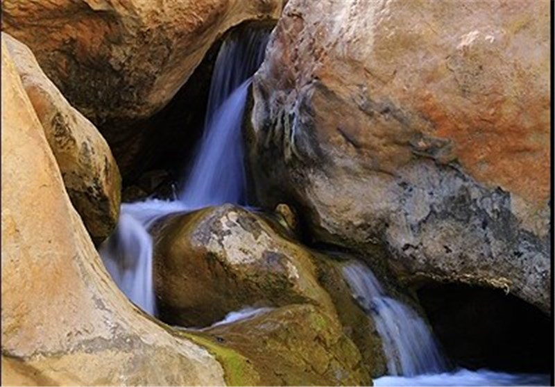 آبشار نوژیان لرستان4