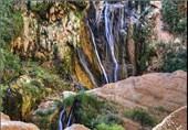 آبشار نوژیان لرستان6