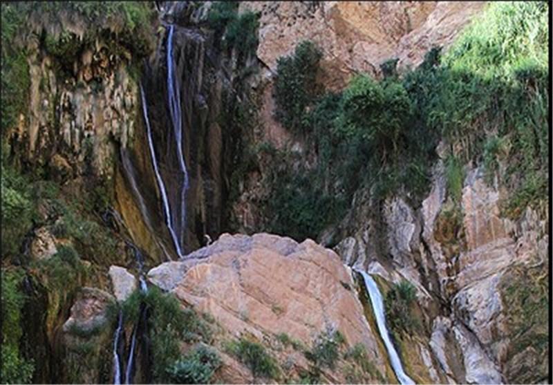 آبشار نوژیان لرستان7