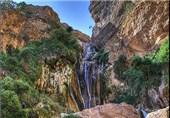 آبشار نوژیان لرستان8