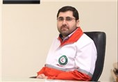 کرمان / هلال احمر / علی گنج کریمی