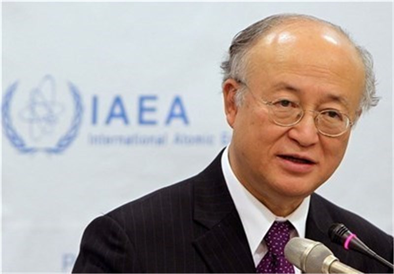 "IAEA's Amano: ""Significant Progress"" Made over Iran's Nuclear Program"