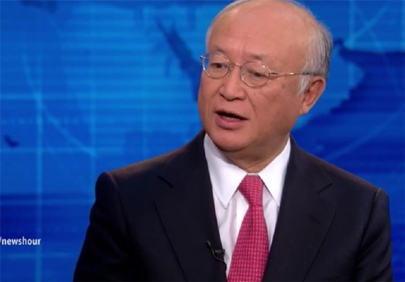 Amano Confident about On-Time Finalization of Iran Probe