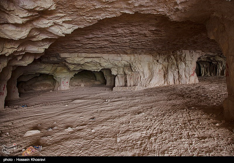 Sang Shekanan Cave: One of The Rarest Feats in The History of Ancient Iran