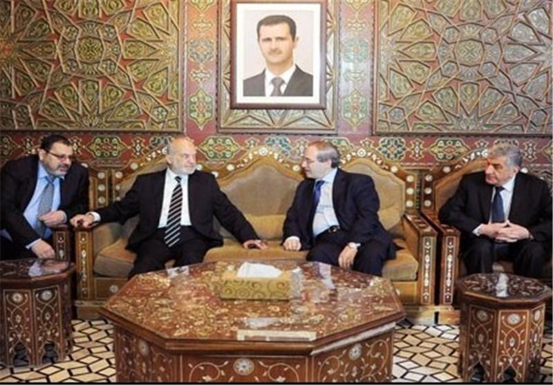 وزیر الخارجیة العراقی فی دمشق ویلتقی المعلم