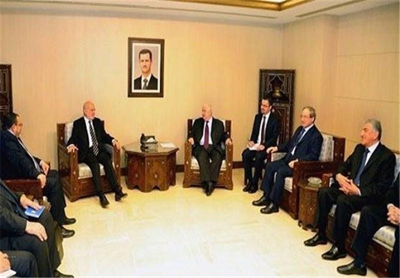 ولید المعلم: سوریا والعراق یقفان فی خندق واحد ضد الإرهاب