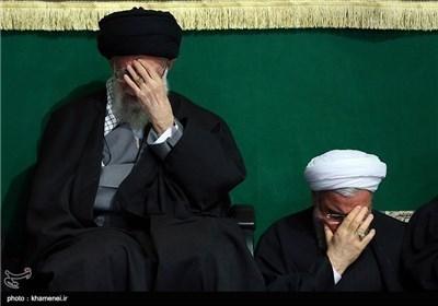 الامام الخامنئی یرعی مراسم عزاء بمناسبة رحیل بضعة الرسول الزهراء البتول (ع)