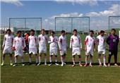 Iran to Play Tajikistan in U-15 Football Exchange Program Final