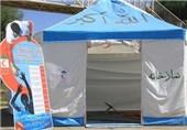 اردبیل| خیمههای نماز برای مسافران نوروزی اردبیل برپا میشود