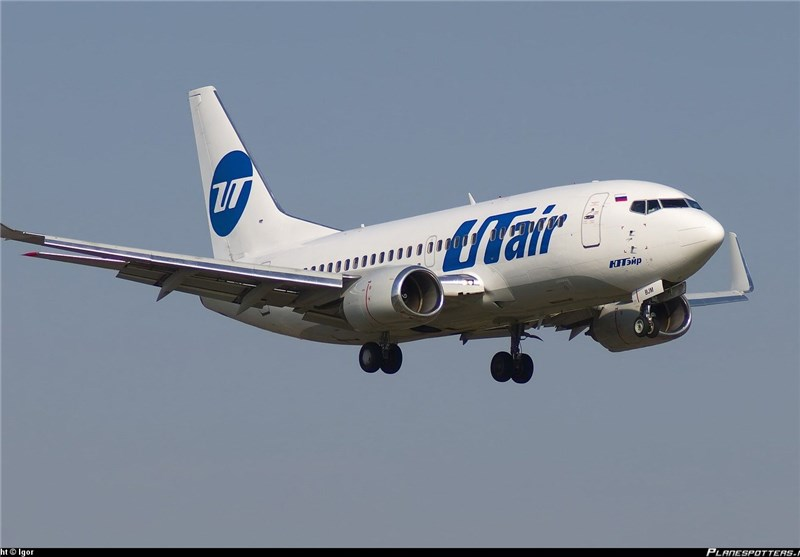 Passenger Plane Lands Safely in Russia after Engine Fails