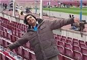 خبرنگار ورزشی تسنیم در سقوط هواپیمای ایرباس آلمانی جان باخت