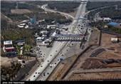 کاهش 35 درصدی تردد در جادههای کشور از زمان اجرای طرح محدودیتهای ترافیکی