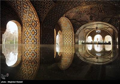کاخ Iran's Beauties in Photos: Golestan Palace
