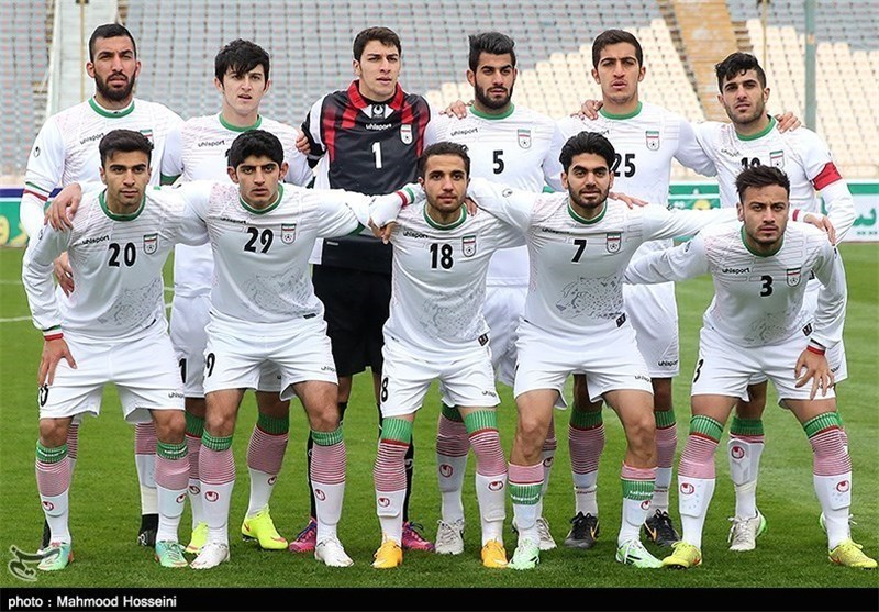 Iran Olympic Team to Wear Black Armbands in Memory of Journalists
