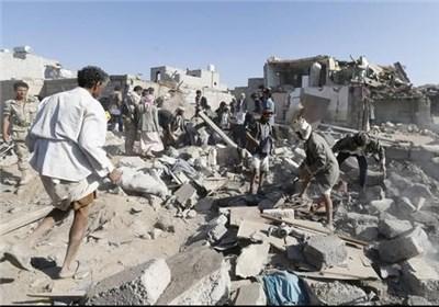 عربستان بمباران موشکی یمن را آغاز کرد/ دستکم ۲۰ نفر در این بمباران کشته شدند
