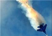 یک فروند جنگنده اف16 آمریکا سقوط کرد