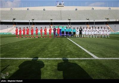 Iran Defeats Palestine in AFC U-23 Championship Qualifiers