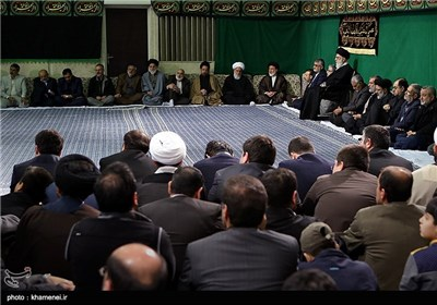 Last Night of Mourning Ceremony of Hazrat Zahra (SA)