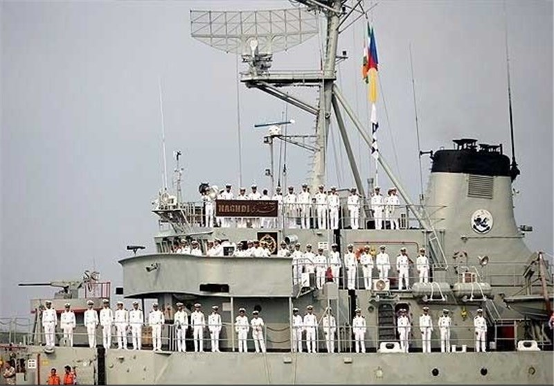 Iran's Naval Fleet Returning Home from Overseas Mission