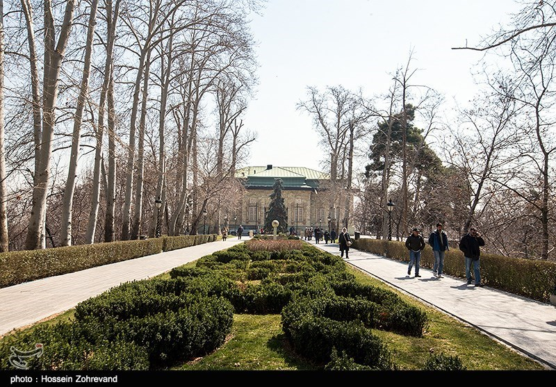 Green Palace: One of The Most Beautiful Palaces in Iran